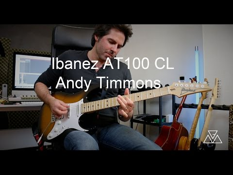 Ibanez Andy Timmons AT100