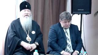 Митрополит Тихон о том,почему нужно читать Толстого и Лихачева