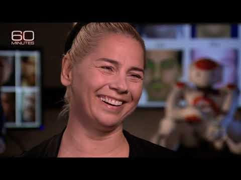Maja Pantic on CBS 60 Minutes