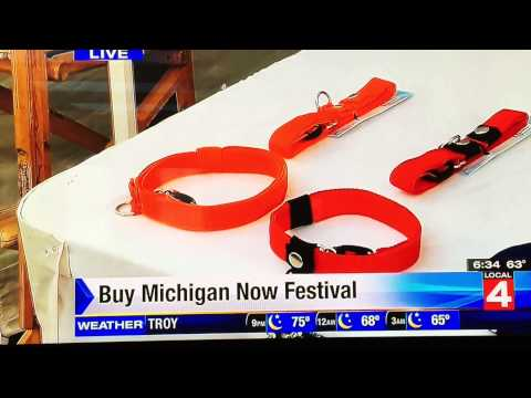 All Ready Leash Channel 4 Detroit WDIV