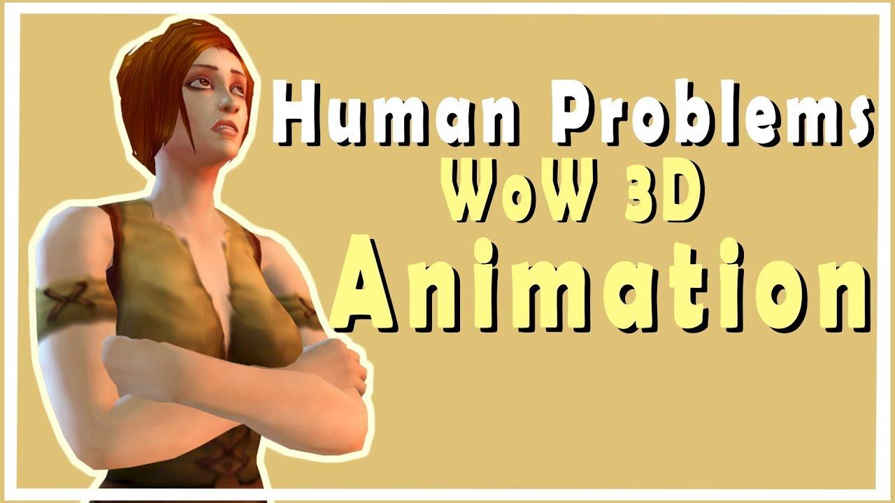 3d Welt Animation Warcraft Using Animations
