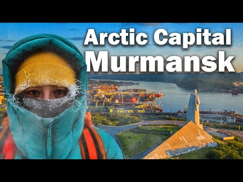 Murmansk: Why the largest ARCTIC city EXISTS?