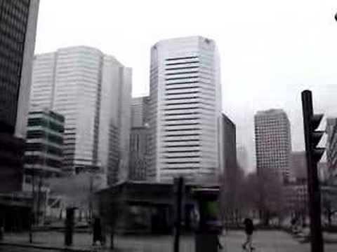 Square Victoria Montréal