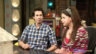 iCarly iNews - Spencer Interviews Stacy Dillsen PCA Graduate.