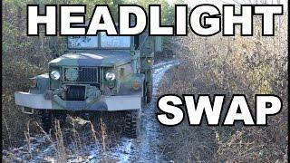 Deuce Headlight Replacement