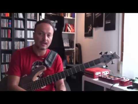 Download Youtube: Lezioni di Basso Elettrico -  Il