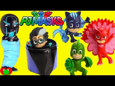 PJ Masks Power Up Super Powers