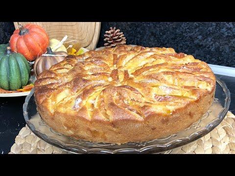 recette-du-gâteau-au-pommes-🍎