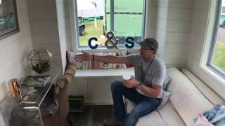 Tour Of Craft & Sprout Tiny House At Dc/va Tiny House Festival