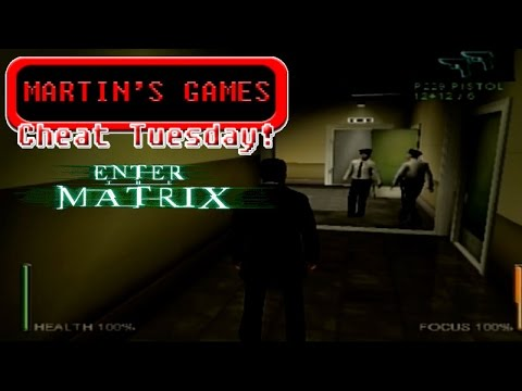Cheat Tuesday: Enter The Matrix (PS2 Gameplay)