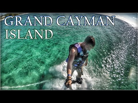 Awesome Grand Cayman vacantion