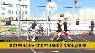 видео Сила воли и спорт - баскетбол спортсменов-колясочников в Беларуси