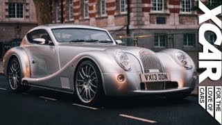 Morgan Aero Coupe: Street Theatre - XCAR