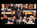 REACTION NCT 127 엔시티 127 '영웅 英雄; Kick It' MV