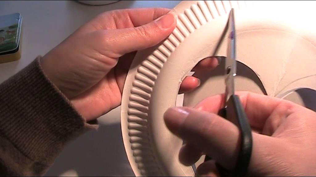 Anleitung Aus Pappteller Hüte Basteln