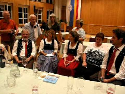 Austrian Folk Song from Carinthia