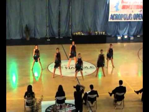 Dancing Stars - group latin coreography