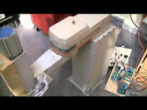Avayan electronics on stepper motors doovi for Industrial servo motor tutorial