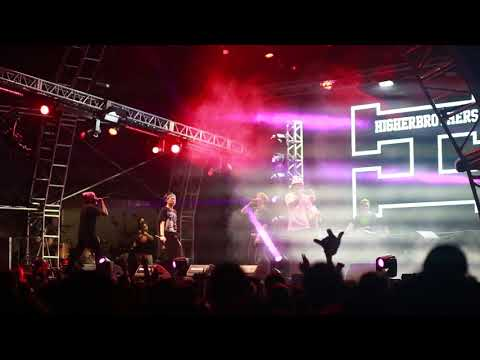 Higher Brothers - live at @Clockenflap 2017, Hongkong, 17/11/2017