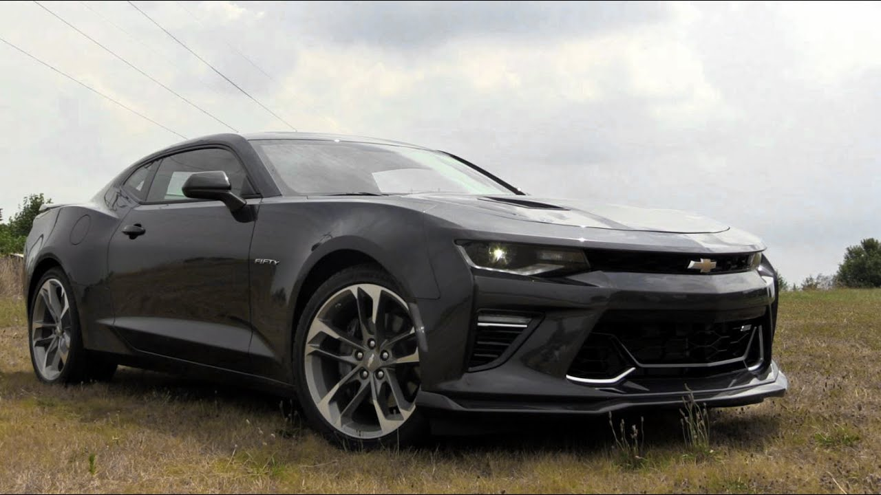 Camaro 2017 Gt >> 2017 Chevrolet Camaro Ss Review Youtube