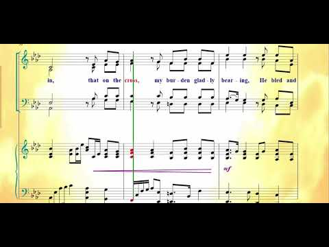 Then Sings My Soul/How Great Thou Art - SATB + Accompaniment