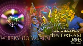 Whiskey Ho Ya Rum - Full Song Audio   The Dream Job   Mika Singh   Movie on Bankers Life