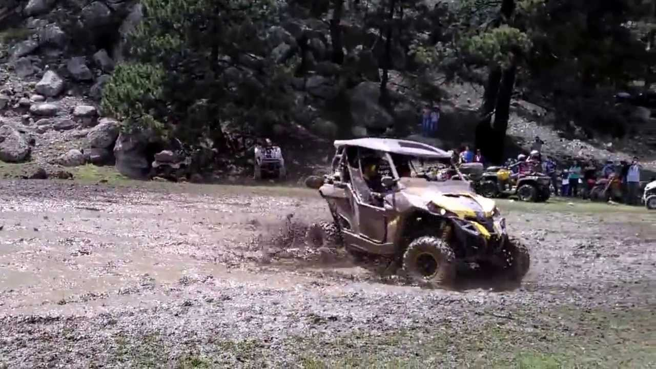 Reto Tarahumara Motos Polaris 4x4 Off Road Motos Para Todo