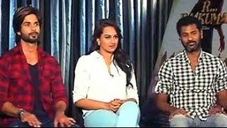 I love working with Sonakshi: Prabhu Deva