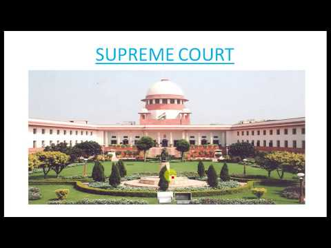 supreme court - indian polity - UPSC - PSC preparation