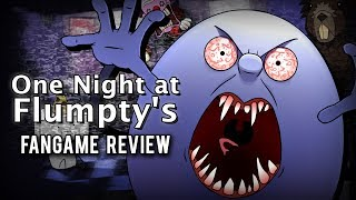 One Night at Flumpty39;s  Fangame Review