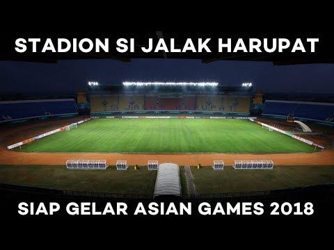 Stadion Si Jalak Harupat Siap Gelar Asian Games 2018