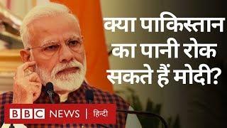 Narendra Modi क्या Pakistan का पानी रोककर Haryana और Rajasthan को दे पाएंगे? (BBC Hindi)