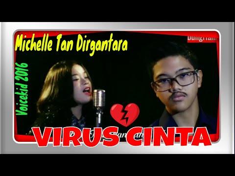 Lagu Populer 2019  Virus Cinta   Michelletan Dirgantara (Official Music Video)