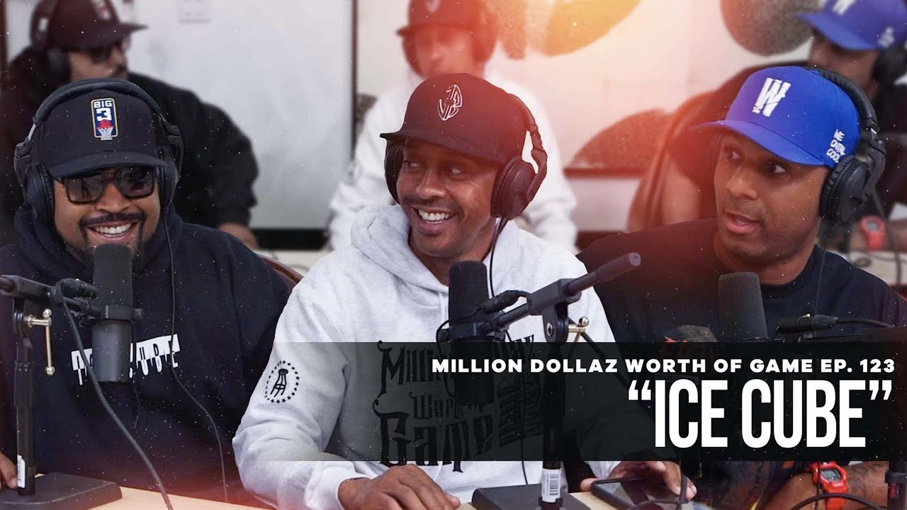 Download Ice Cube: Million Dollaz Worth of Game Ep. 123