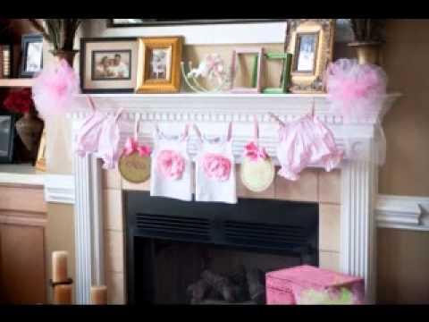 Cute baby shower decoration ideas