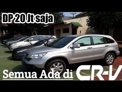 HONDA NEW CRV 2.4 2007 A/T || FOR SALE