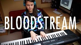 Bloodstream - Ed Sheeran (piano cover) w/CHORDS