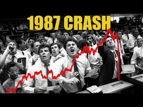 1987 Stock market crash - 30 years on