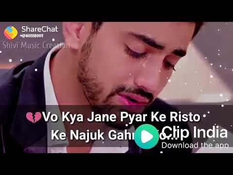 Ankh Hi Na Royi Hai