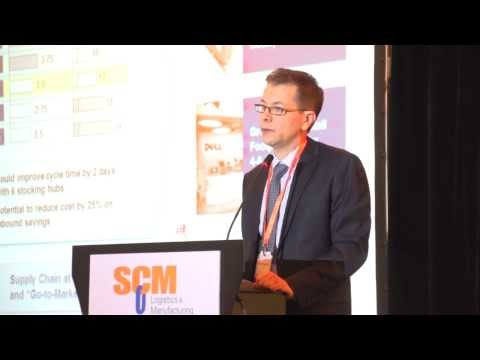 Keynote: Beyond cost & efficiency: How the supply chain can help drive corporate strategy