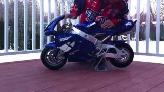 Video Polini Italian Racing mini Bike, (fun to play, cheap on GAS just enjoy) download MP3, 3GP, MP4, WEBM, AVI, FLV Desember 2017