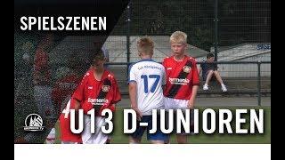 TuS Königsdorf U13 - Bayer 04 Leverkusen U13 (Kids Cup 2017)