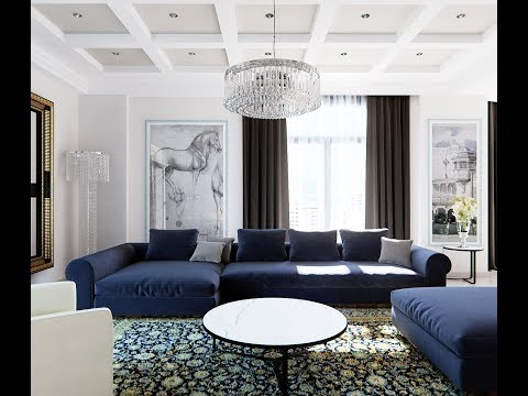 A Stylish Apartment With Classic Design | Elvin Aliyev And Leyla Ibrahimova  | HD