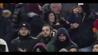 Roma vs Sampdoria 4-0 All Goals & Highlights ~ 19/01/17