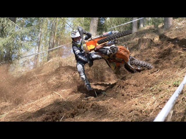 👊 Extreme Ravines RD1 British Extreme Enduro Championship 2021 Helmsley U.K