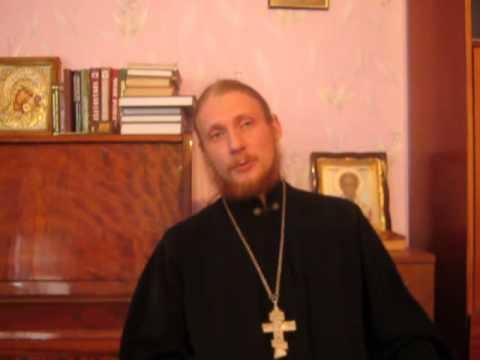 Прот. Димитрий Смирнов: стать крестным