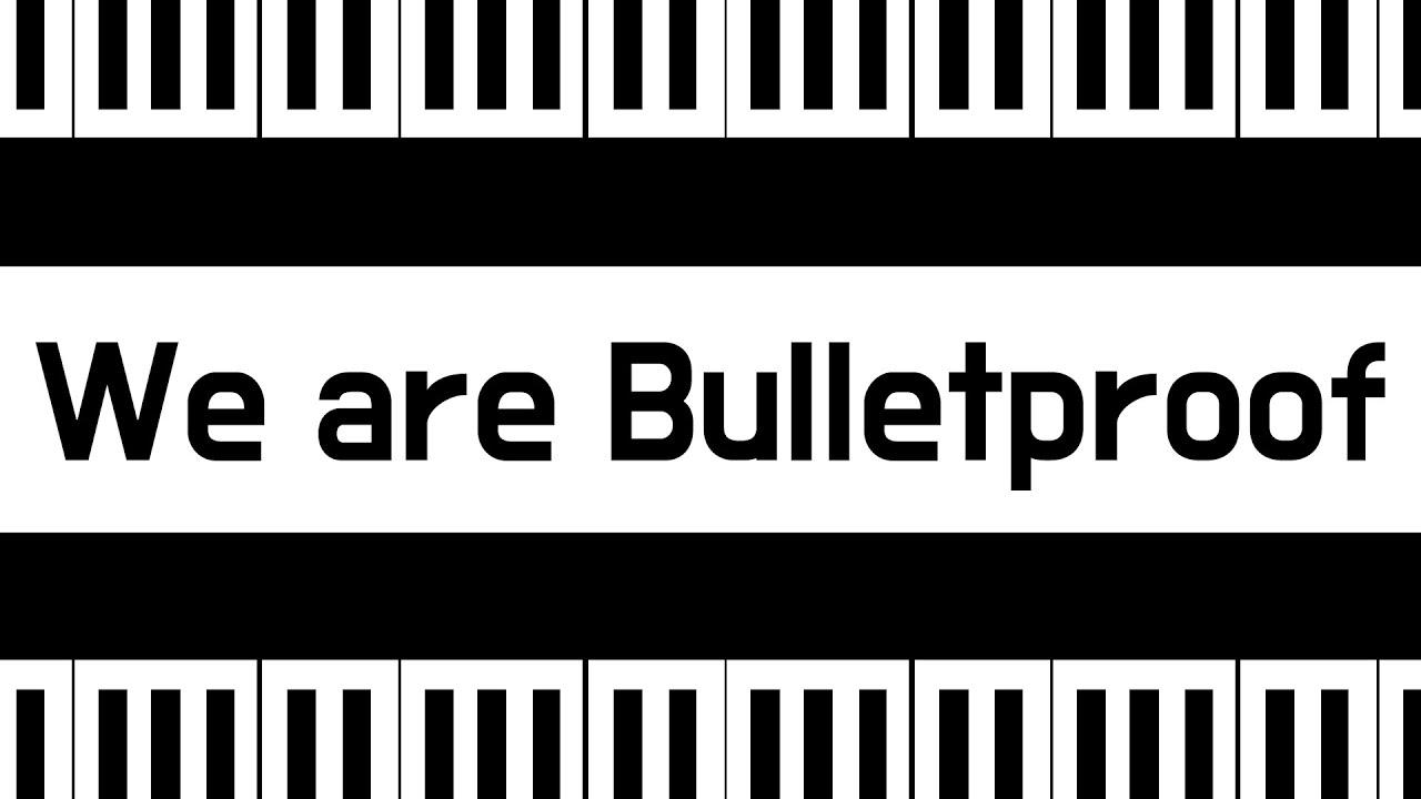 We are Bulletproof : the Eternal (위 아 불렛프루프 : 더 이터널) - BTS (방탄소년단) Piano Tutorial