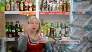 """Видео """"Новости-N"""": Разбойное нападение на магазин"""