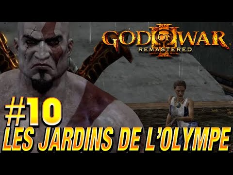 Les Jardins De L Olympe God Of War 3 Remastered 10 Youtube