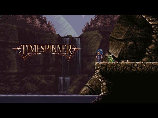 Timespinner - Launch Trailer